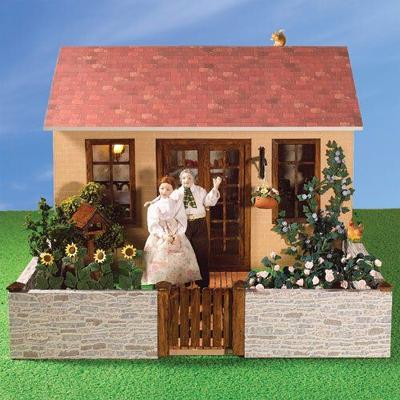 Sa3730 - The Garden Pavilion kit