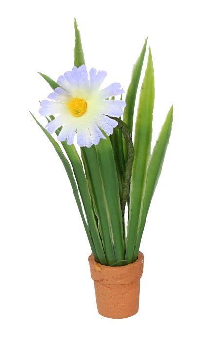 Oc28299 - Flor con maceta