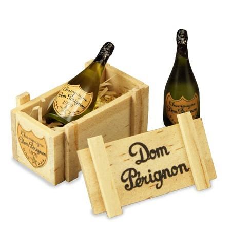 Re18606 - Caja de champagne