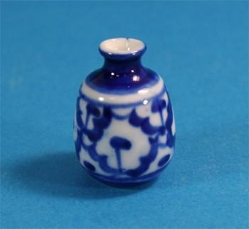 Cw1303 - Decorated vase