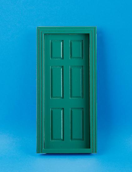 Cp0062 - Green Door