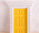Em6014y - Yellow entrance door