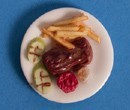 Sm3018 - Plato de patatas fritas con carne