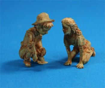 Mb0657 - Figuras de jardín