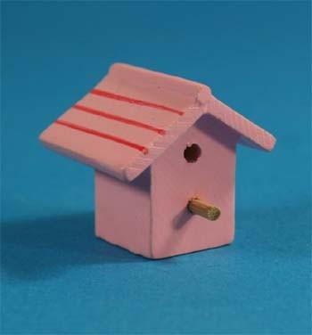 Tc0916 - Casita para pájaros