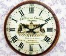 Tc0918 - Horloge en liège