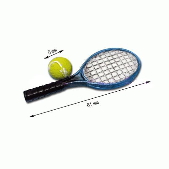 Tc1648 - Raqueta de tenis