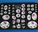 Tc5057 - Vajilla de rosas