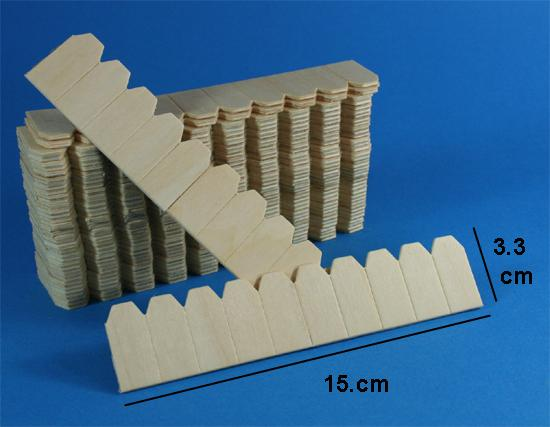 Tj1004 - Tejas de madera