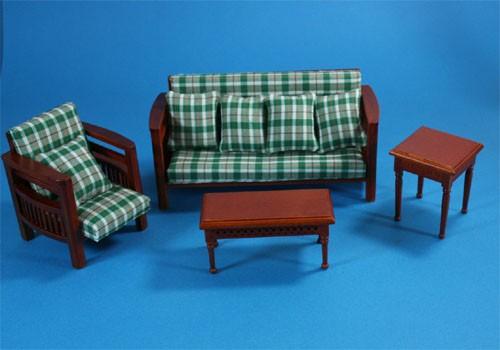 Cj0027 - Sofa con mesitas