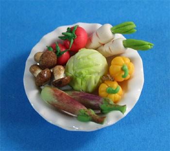 Sm6052 - Plato con verduras