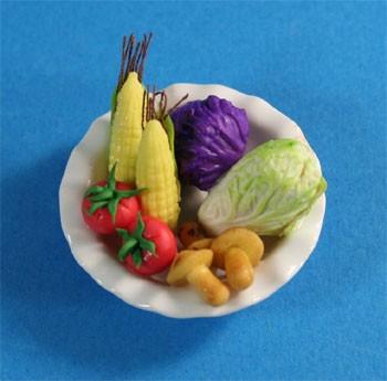 Sm6057 - Plato con verduras