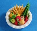Sm6060 - Teller mit Gemüse