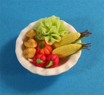 Sm6061 - Plato con verduras