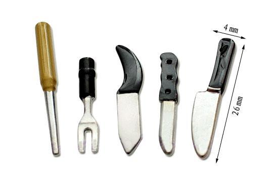 Tc1678 - Set di coltelli