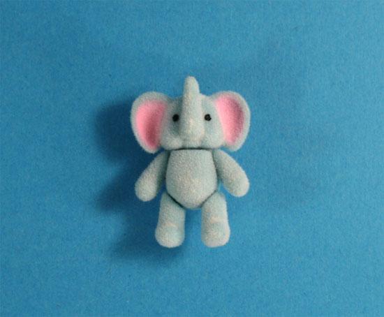 Tc1688 - Peluche elefante