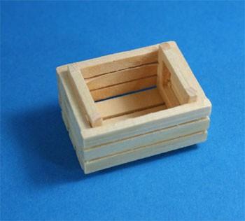 Tc1697 - Caja de madera