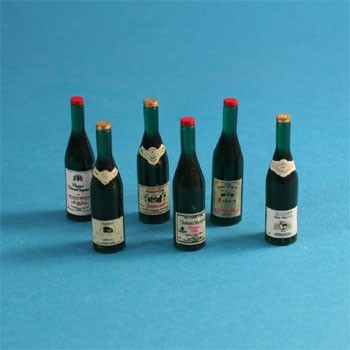 Tc1700 - Set de 6 botellas