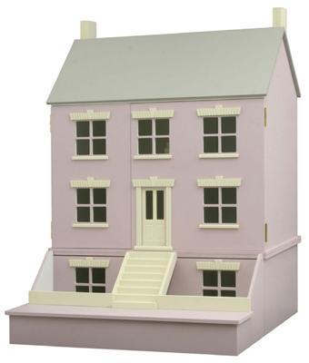 Case delle bambole bm007 casa minicorby in kit for Aprire piani casa seminterrato