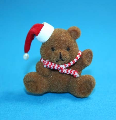Nv0007 - Christmas teddy