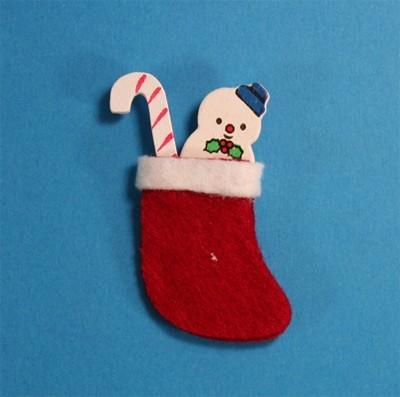 Nv0058 - Weihnachtsstiefel