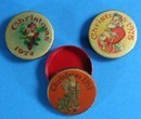 Nv0061 - Three christmas tins