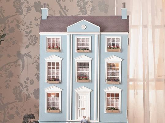 Sa1119 - The Classical Dolls House kit
