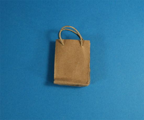 Tc0219 - Busta della spesa di carta