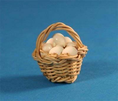 Tc1364 - Cesta de huevos