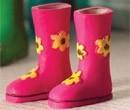 Tc1770 - Botas rosas
