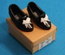 Tc1815 - Zapatos negro de senora