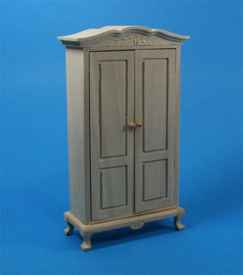 Mb0126 - Unpainted closet