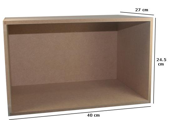 Mb2001 - Roombox 40 cm in kit