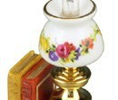 Re13725 - Table lamp with books