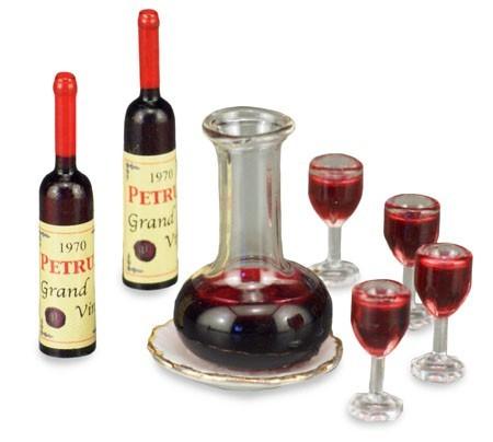 Re17575 - Set decantador de vino