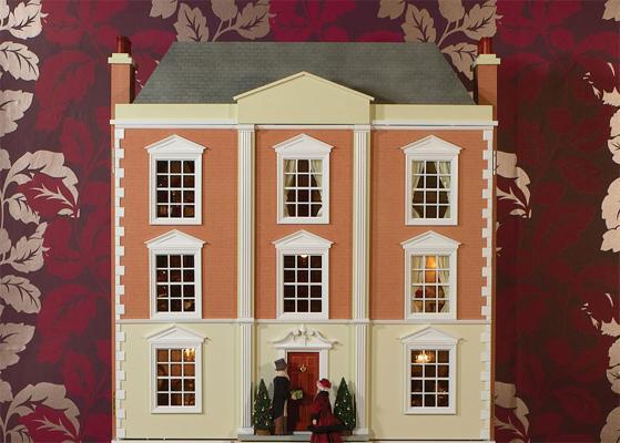 Sa0709 - Montgomery Dolls House kit