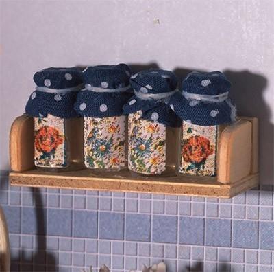 Tienda de casitas tc1837 tarros de cocina for Tarros de cocina baratos