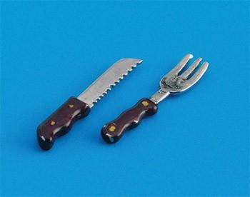 Tc1869 - Coltello e forchetta