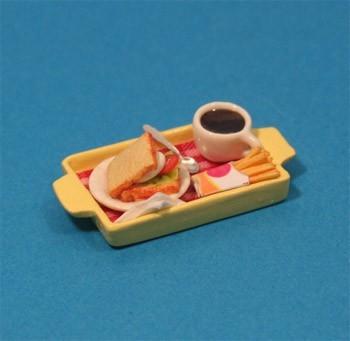 Sm3621 - Bandeja con sandwich