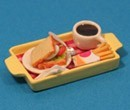 Sm3621 - Tray with sandwich