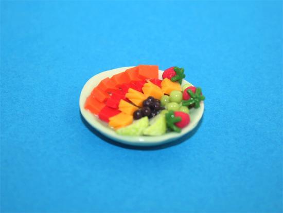 Sm5051 - Plato con fruta