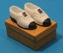 Tc1874 - Zapatos blancos de hombre