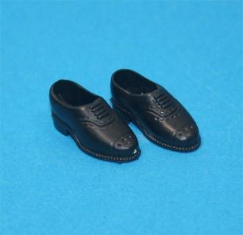 Tc1881 - Chaussures noires pour hommes