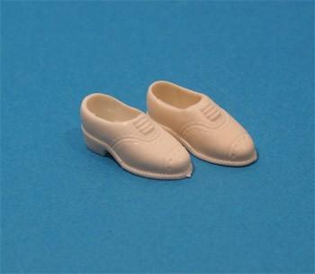 Tc1885 - Zapatos blancos de hombre