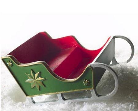 Nv1004 - Trineo de navidad
