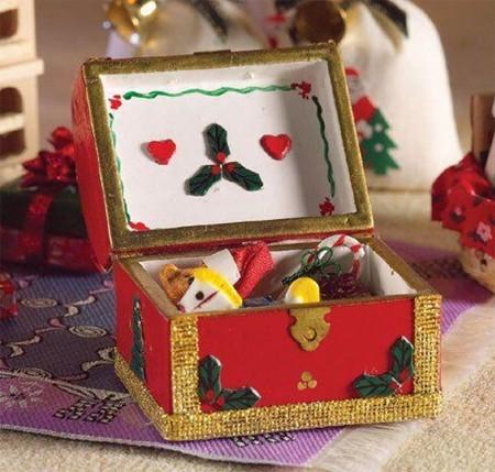Nv0002 - Baúl de navidad