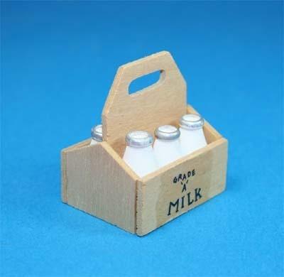 Tc0034 - Bottiglie di latte