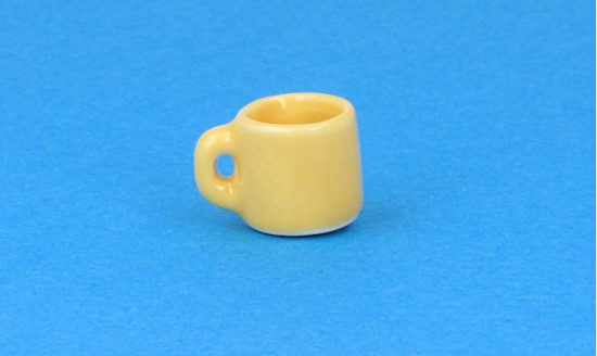 Cw0011 - Taza amarilla
