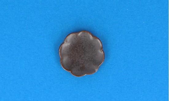 Cw0301 - Plato marrón