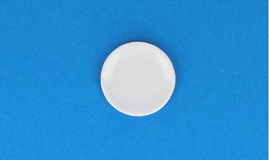 Cw0310 - Weißer Teller